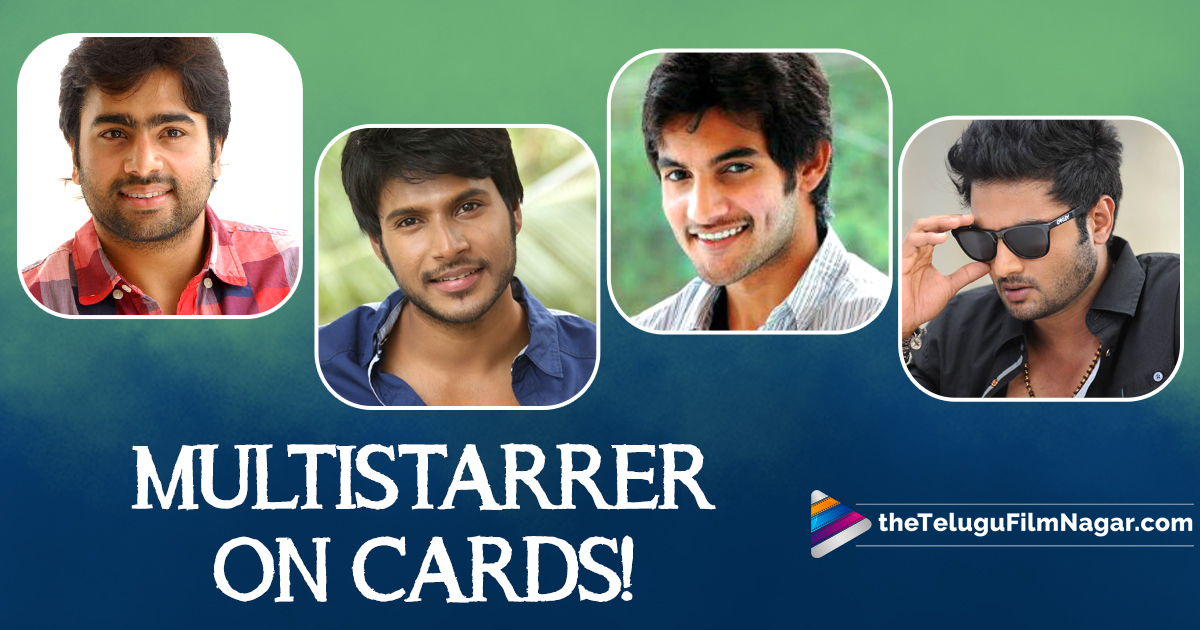 Tollywood Multistarrers