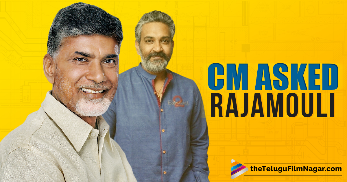 Director Rajamouli To Help Design New Andhra Capital, Film Director for Amaravati Design, Latest Telugu Movie News, Rajamouli Goes To London for Amaravati City, Rajamouli Ideas For Amaravati, SS Rajamouli to Suggest Design Architecture for Amaravati, Telugu Film News 2017, Telugu Filmnagar, Tollywood Cinema Updates