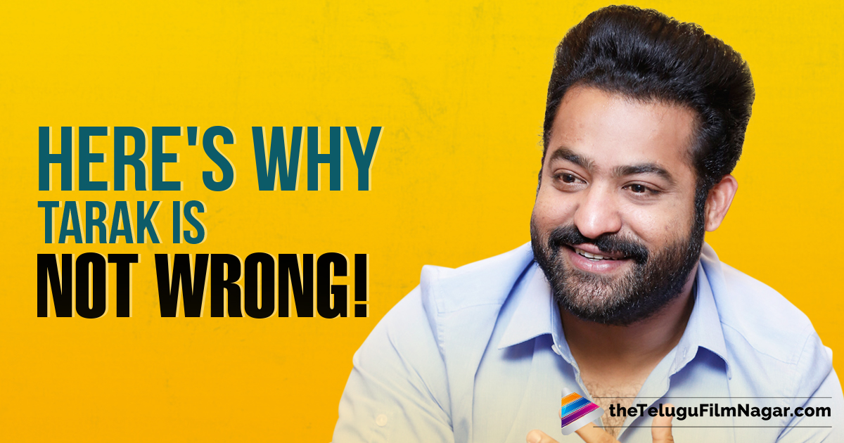 Here's Why Jr. NTR Is Right About Movie Critics!