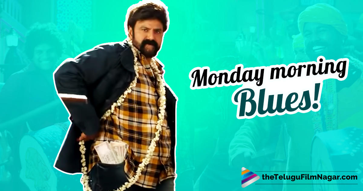 Tollywood Celebrities React To Monday Morning Blues,Telugu Filmnagar,Latest Telugu Movies News,Tollywood Movie Updates,Telugu Film News 2017,Few Tollywood Celebrities and Their Reactions to Monday morning blues,Tollywood Actors Reactions On Monday Morning Blues,Tollywood Celebrities Latest News,Tollywood Celebrities Reactions On Monday Morning