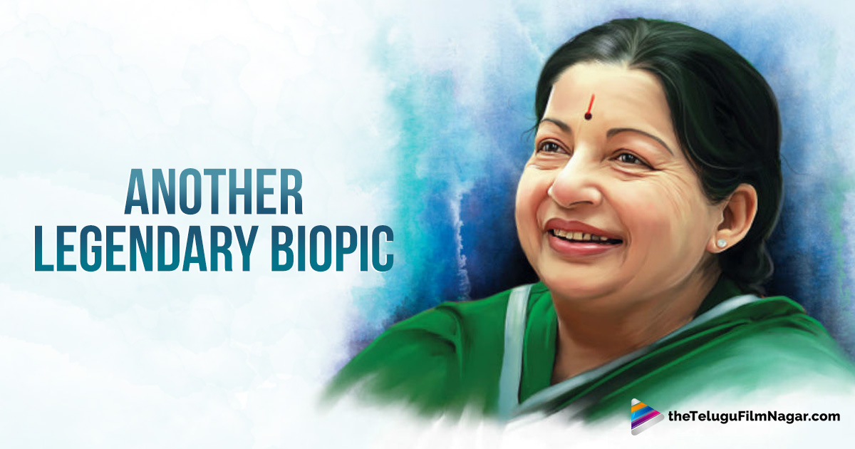 Jayalalithaa Biopic To Be Launched