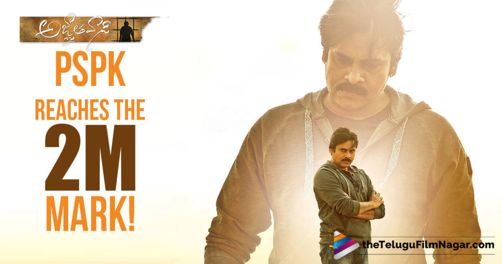 Agnyaathavaasi Breaks Records At The Us Box Office,Telugu Filmnagar,Telugu Movies News 2018,Latest Telugu Film News,Tollywood Cinema Updates,Agnyaathavaasi Movie Updates,Agnyaathavaasi Telugu Movie Latest News,Agnyaathavaasi Collections,Pawan Kalyan Agnyaathavaasi Telugu Movie Us Box Office Collections,Agnyaathavaasi Movie Areawise Collections,Agnyaathavaasi Telugu Movie Worldwide Box Office Collections