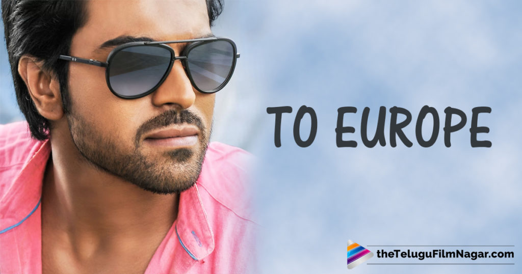 Ram Charan to leave for Europe, #RC12 Movie Updates, Ram Charan - Boyapati Srinu's Film Shooting, #RC12 Next Schedule, Ram Charan Upcoming Movie, Ram Charan and Boyapati Movie News, Telugu FilmNagar, Latest Telugu Movie News 2018, Tollywood Film News,