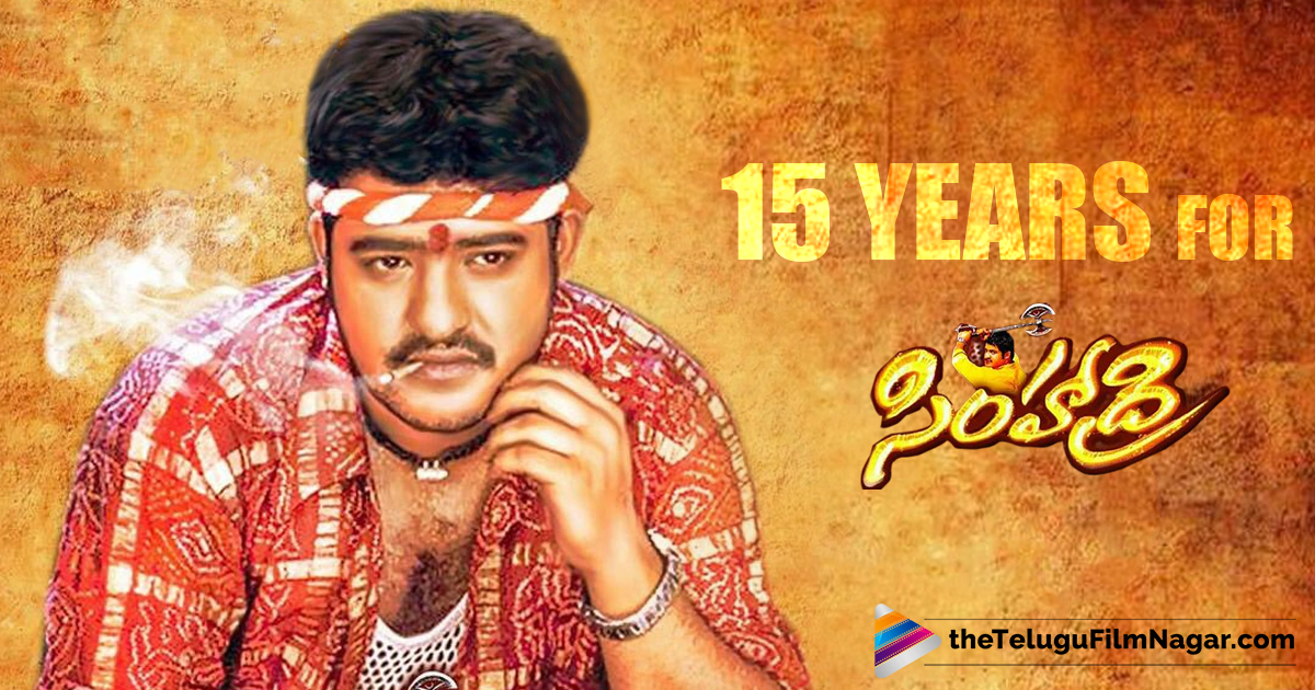 15 Years for Jr NTR Industry Hit