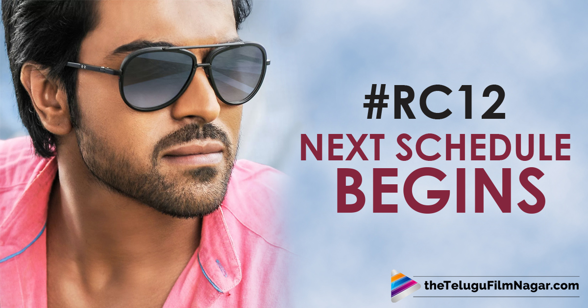#RC12 New Schedule in Europe, #RC12 Next Schedule in Europe, #RC12 Next Schedule Planing Updates, #RC12 Next Schedule to Take Place in Europe, #RC12Movie Shooting Latest Updates, latest telugu movies 2018, Ram charan Movie Latest News, telugu film updates, Telugu Filmnagar, Tollywood Cinema Latest News