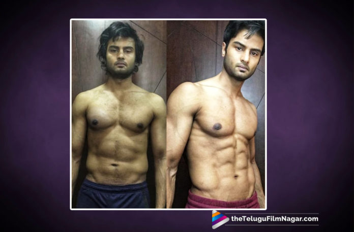 Sudheer Babu Gets A lean Look For V,Telugu Filmnagar,Telugu Film Updates,Tollywood cinema News,2019 Latest Telugu Movie News,Sudheer Babu New Movie Updates,Sudheer Babu Look From V Movie,Sudheer Babu About V Movie,V Telugu Movie Latest Updates,Sudheer Babu Wait Loss For V Film