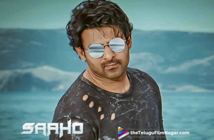 2019 Latest Telugu Film News, Prabhas Saaho Creates A Rage Across Continents, Prabhas Saaho, Prabhas Saaho Movie Latest News, Saaho pre release bookings have created an Australian record , Saaho Created A New Record, New Record Created by Saaho, Telugu Film updates, Telugu Filmnagar, Tollywood cinema News