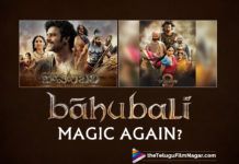 Baahubali Magic To Take Over Again?