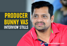 Producer Bunny Vas Interview Stills