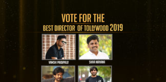 2019 Best Director Of Tollywood, Best Director Of Telugu Film Industry 2019, Best Telugu Director of 2019, Latest Telugu Movie News, List Of Telugu Directors In 2019, Most Popular Director Of Tollywood 2019, Telugu Film News 2019, Telugu Filmnagar, Tollywood Cinema Updates, Vote For The Best Director Of Tollywood 2019