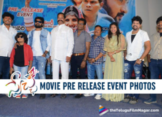 Swecha Movie Pre Release Event Photos