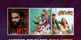 Movie Releases This Week - Hit, Raahu, Swecha And Local Boy