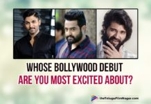 Whose Bollywood Debut Are You Most Excited About?
