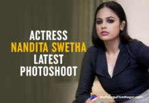 Actress Nandita Swetha Latest Photoshoot