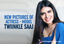 New Pictures Of Actress - Model Twiinkle Saaj