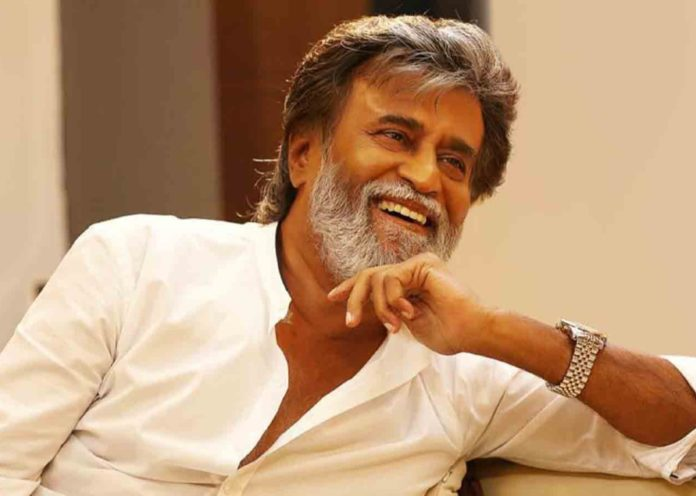 Thalaiva Rajinikanth Donated 50 Lakhs To The Workers of FEFSI