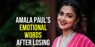 Amala Paul Shares Some Emotional Words After Losing Her Father To Cancer