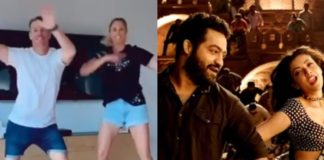 David Warner Wishes Jr NTR On His Birthday By Dancing To Popular Song Pakka Local
