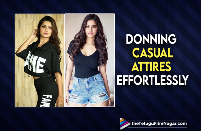 Nabha Natesh To Payal Rajput, Tollywood Divas Who Pulled Off Casual Attire Effortless