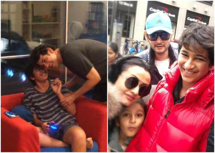 Namrata Shirodkar Gives Us A Sneak Peek Into Her Family With These Videos During Lockdown