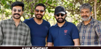 Ajay Devgn's Role Is Revealed From SS Rajamouli's RRR