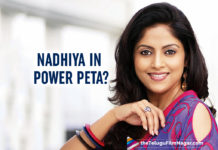 Nadhiya To Play A Key Role In THIS Nithiin Starrer?