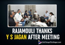 Rajamouli Is Thankful To Y.S. Jaganmohan Reddy After Meeting