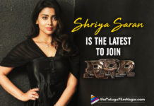 RRR: Shriya Saran Is The Latest To Join The Cast Of This Jr NTR- Ram Charan Starrer