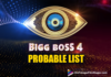 Bigg Boss Telugu Fans Trend A List Of Probable Contestants For Season 4