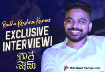 EXCLUSIVE! Radha Krishna Kumar: Radhe Shyam Will Be A Roller Coaster Ride