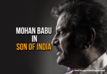 Mohan Babu's Next Is Titled Son Of India
