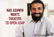 Nag Ashwin Is Tired Of Watching Movies On Streaming Platforms