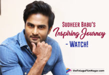 Sudheer Babu's Inspiring Journey From An Injury To Full Fitness For V Is Nothing Short Of Wow