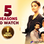 Five Reasons Why Keerthy Suresh-Starrer Miss India Is a Must Watch