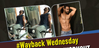 Jr NTR Groaning In Pain In THIS Workout Video Proves His Perseverance And Dedication - #WaybackWednesday