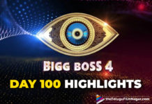 #BiggBossTelugu4, Akkineni Nagarjuna, BB House, Big Boss 4, Bigg Boss, Bigg Boss 4, Bigg Boss 4 Telugu, Bigg Boss 4 Telugu Highlights, Bigg Boss Telugu 4, Bigg Boss Telugu 4 Highlights, Bigg Boss Telugu Season 4, Bigg Boss Telugu Season 4 Completes 100 Episodes, Bigg Boss Telugu Season 4 Latest News, Bigg Boss Telugu Season 4 Successfully Completes 100 Episodes, Telugu Film News 2020, Telugu Filmnagar, Tollywood Movie Updates