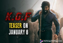 KGF Chapter 2 Teaser,KGF Chapter 2 Teaser Release On Yash Birthday,Latest Tollywood News, Telugu Film News 2020, Telugu Filmnagar, Tollywood Movie Updates,KGF Chapter 2 Movie Teaser Date,Yash KGF Chapter 2 Teaser,Actor Yash Birthday,KGF 2 Teaser Date,KGF 2 Movie Teaser,Director Prashanth Neel,Yash Latest News 2020,KGF Chapter 2 Movie Updates