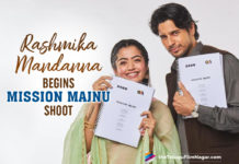 Rashmika Mandanna Begins Shooting Of Her Bollywood Debut Mission Majnu,Rashmika Mandanna,Actress Rashmika Mandanna,Heroine Rashmika Mandanna,Sidharth Malhotra,Telugu Filmnagar,Latest Telugu Movies News,Telugu Film News 2021,Tollywood Movie Updates,Mission Majnu,Mission Majnu Movie,Mission Majnu Film,Rashmika Mandanna Mission Majnu,Rashmika Mandanna Mission Majnu Shooting Begins,Rashmika Mandanna Bollywood Debut Mission Majnu Shooting Begins,Rashmika Begins Bollywood Debut Mission Majnu Shoot,Rashmika Mandanna Begins Mission Majnu Shoot,Sidharth Malhotra And Rashmika Start Shooting For Mission Majnu,Rashmika Mandanna Mission Majnu First Look