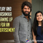 Vijay Deverakonda And Rashmika Mandanna Teaming Up For An Advertisement,Vijay Deverakonda And Rashmika Teaming Up For An Advertisement,Telugu Filmnagar,Latest Telugu Movies News,Telugu Film News 2021,Tollywood Movie Updates,Latest Tollywood News,Actor Vijay DeverakondaHero Vijay Deverakonda,Vijay Deverakonda Latest News,Vijay Deverakonda Movies,Vijay DeverakondaNew Movie,Vijay Deverakonda Advertisement,Rashmika Mandanna,Heroine Rashmika Mandanna,Actress Rashmika MandannaRashmika Mandanna Movies,Rashmika Mandanna New Movie,Vijay Deverakonda And Rashmika Mandanna Advertisement,Vijay Deverakonda Teams Up With Rashmika Mandanna For An Ad,Vijay Deverakonda And Rashmika Shoot For An Ad,Vijay Deverakonda Latest Photo With Rashmika Mandanna