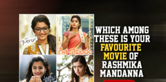 Birthday Specials: Which Among These Is Your Favourite Movie Of Rashmika Mandanna,Chalo,Chalo Movie,Geetha Govindam,Dear Comrade,Sarileru Neekevvaru,Bheeshma,Sulthan,Sulthan Movie,Sulthan Telugu Movie,Telugu Filmnagar Wishes,Rashmika Mandanna Birthday,Rashmika Mandanna,Actress Rashmika Mandanna,Heroine Rashmika Mandanna,Birthday Specials,Rashmika Mandanna Birthday Special,Rashmika Mandanna Birthday Poll,Happy Birthday Rashmika Mandanna,Rashmika Mandanna Best Movie,Rashmika Mandanna Latest and Upcoming Films,Which Among These Is Your Favourite Movie Of Rashmika,TFN Wishes,Favourite Movie Of Actress Rashmika Mandanna,Best Movies Of Rashmika Mandanna,Best Telugu Movies of Rashmika Mandanna,Best Movies of Karnataka Crush Rashmika,Rashmika Mandanna Popular Films,Rashmika Mandanna Movies,Rashmika New Movies,#HBDRashmikaMandanna,#HappyBirthdayRashmikaMandanna